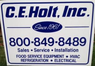 C.E. Holt logo