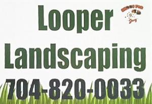 Looper Landscaping Sponsor