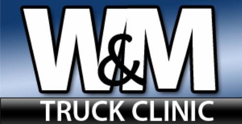 Wm Truck Clinic
